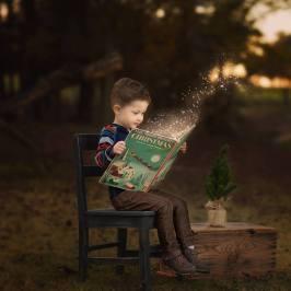 ashton avec livre
