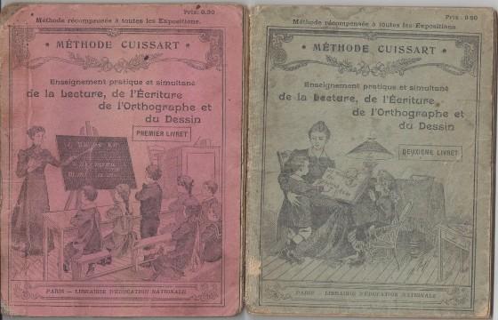 méthode cuissart 1870 1935