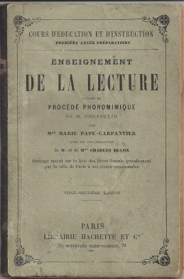 manuel phonomimie couverture