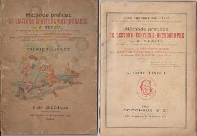 méthode de lecture renault 1896