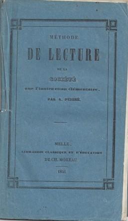 méthode Peigné melle 1851