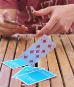 distribue cartes