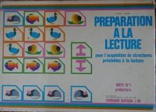 préparation à la lecture nathan