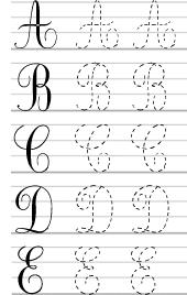 copiage écriture