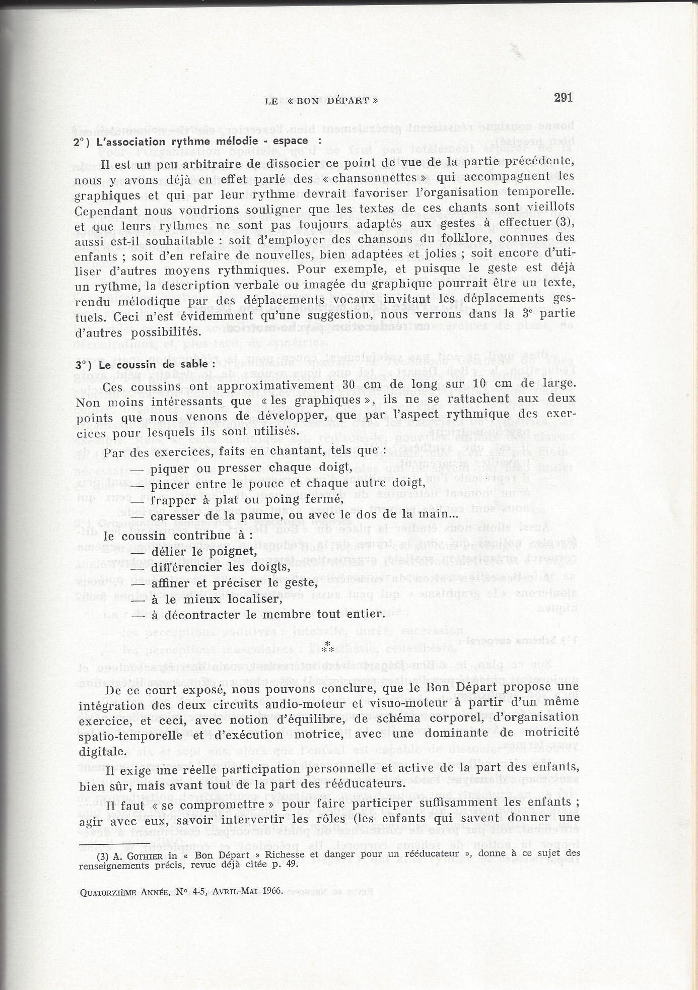 bon Départ Francoise Masse 5
