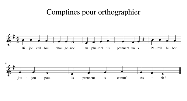 Comptines pour orthographier-1