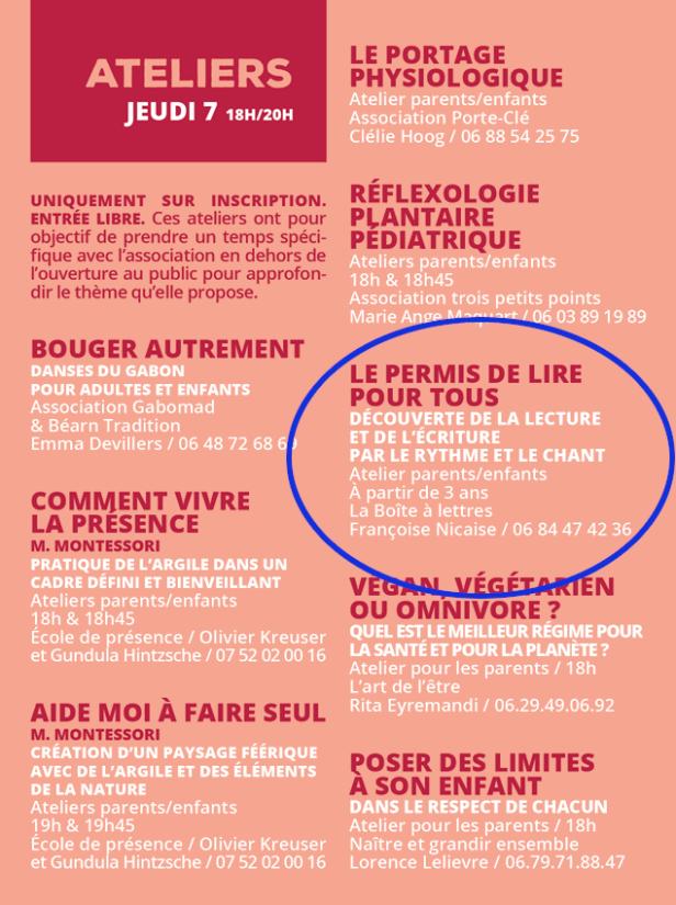 festival petite enfance 2019 pau entourée
