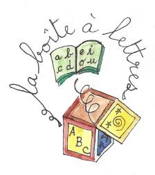 logo propre la boite à lettres